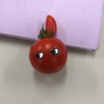 かわいいトマト